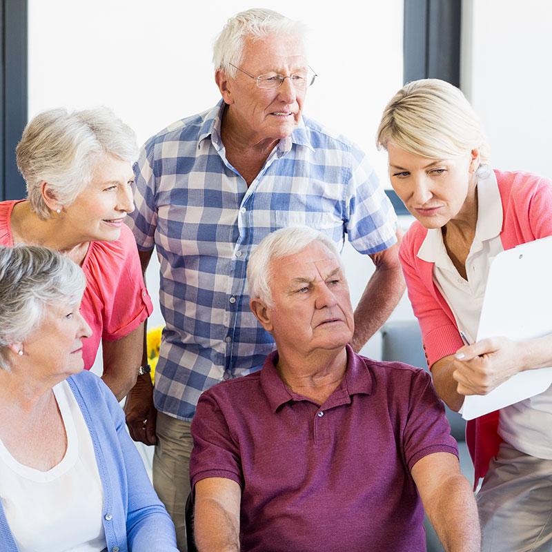 assistenza anziani ravenna